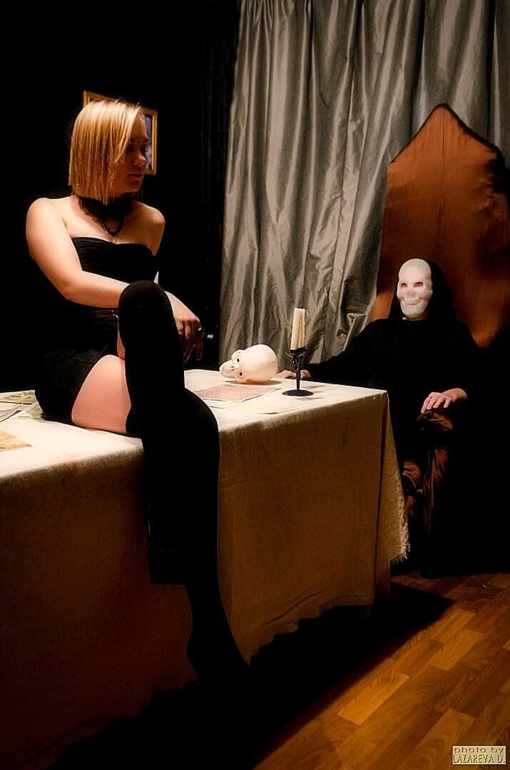 2 Фото квест комнаты Тайный Орден в городе Сумы